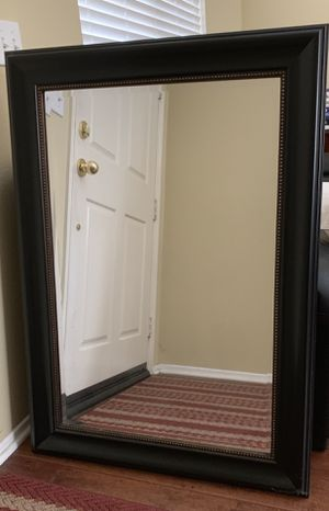 Black Wall Mirror for Sale in Rancho Cucamonga, CA