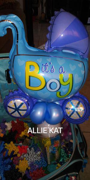 Balloon centerpiece, party favors for Sale in Montebello, CA