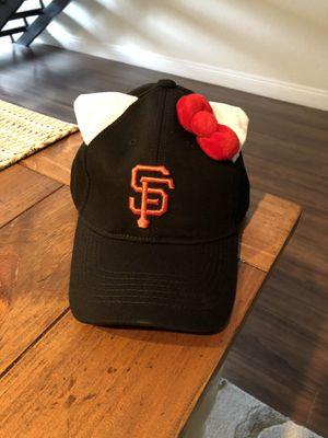e6ba2fab80c San Francisco Giants Hello Kitty Hat With Ears for Sale in Phoenix