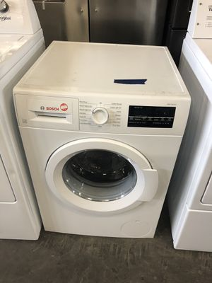 "24"" NEW BOSCH FRONT LOAD WASHER WITH WARRANTY for Sale in Woodbridge, VA"