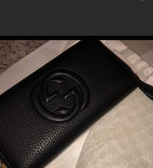 Gucci soho wallet for Sale in Hollywood, FL