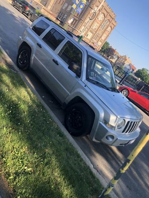 Patriot Jeep for Sale in La Grange Park, IL