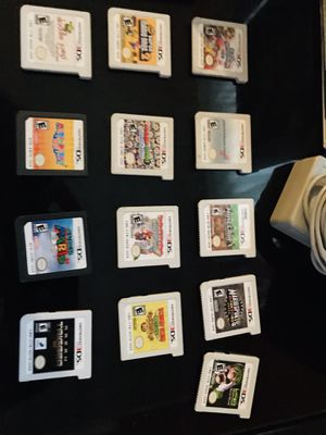 Nintendo 3ds Games for Sale in San Diego, CA