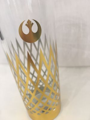NEW Star Wars Rebel Alliance High Ball Glass for Sale in Garden City, GA