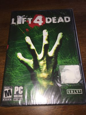 Brand new left dead for pc for Sale in Waterbury, CT