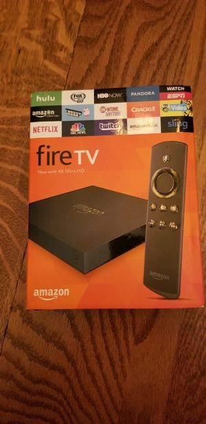 Amazon Fire TV for Sale in Decatur, GA