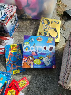 Kids games for Sale in Parrish, FL