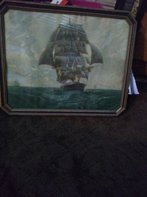 Clipper ship from 1889 for Sale in Warner Robins, GA