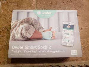 Owlet Smart Sock 2 for Sale in Brandon, MS