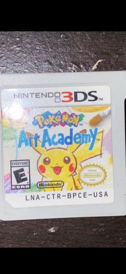Pokemon Art Academy Nintendo 3DS for Sale in South Gate,  CA