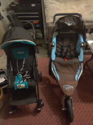 2 nice strollers $199.99 for Sale in San Antonio, TX