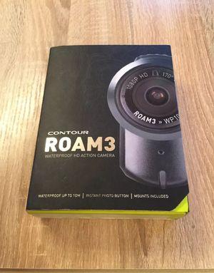 Contour Roam3 HD camera Plus accessories for Sale in Clovis, CA