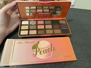 Too Faced Peach Eyeshadow for Sale in Rosemead, CA
