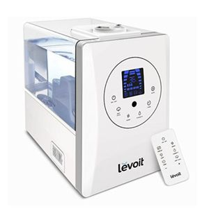 LEVOIT LARGE ROOM HUMIDIFIER - WARM & COOL MIST - WHISPER QUIET - NO REMOTE - NEW IN BOX for Sale in Elyria, OH