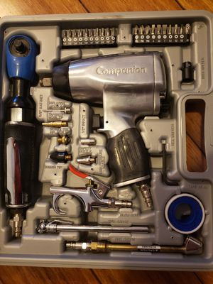 Air Wrench/Air Ratchet/Die Grinder Set for Sale in Portland, OR