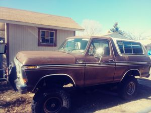 78 ford bronco for Sale in Tehachapi, CA