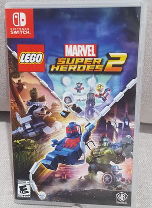 Lego Marvel Super Heroes 2 for Nintendo Switch for Sale in Queens, NY