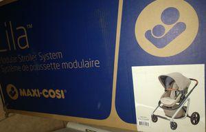 Maxi•Cosi Lila modular stroller. Unopened for Sale in Chino Hills, CA