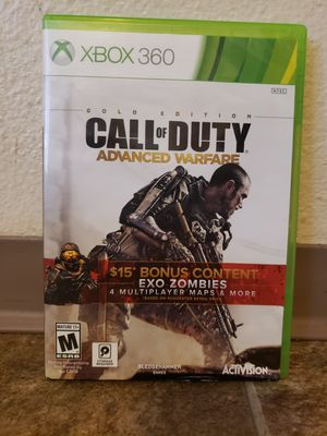 Call of duty AW xbox 360 game for Sale in Lake Stevens, WA
