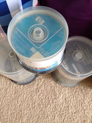 DVD and CDs write able for Sale in San Francisco, CA