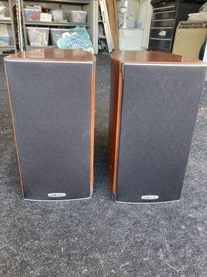 Polk Audio Speaker Pair for Sale in Escondido, CA