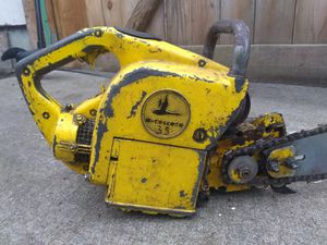 Logger chainsaw for Sale in Springfield, OR