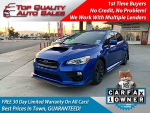 2017 Subaru WRX for Sale in Redlands, CA