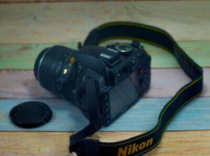 Nikon D3100 SLR camera7 for Sale in Springfield, IL