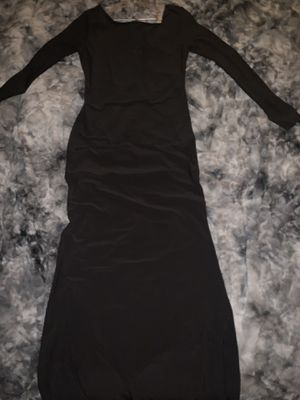 Long black maxi dress for Sale in Mira Loma, CA