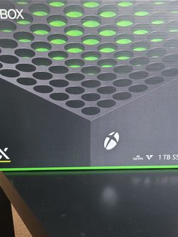 Brand New Xbox Series X Disc Version 1 TB for Sale in Columbus,  OH