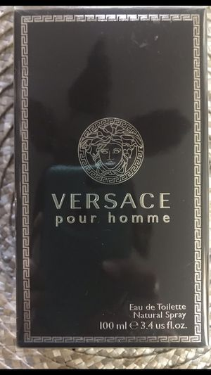 Versace pour homme cologne for Sale in Aliso Viejo, CA