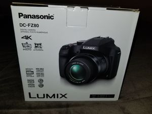 Brand New Panasonic DC-FZ80 Digital Camera for Sale in College Park, GA