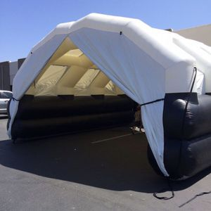 Inflatable carport/gazebo Outdoor business car storage parties special occasions events for Sale in Chula Vista, CA