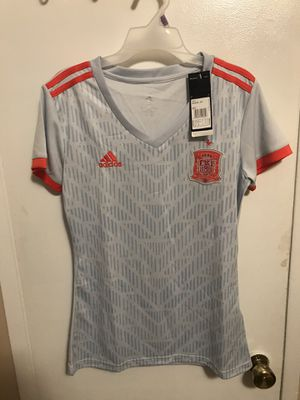 Women's Spain FIFA national team jersey for Sale in Los Angeles, CA