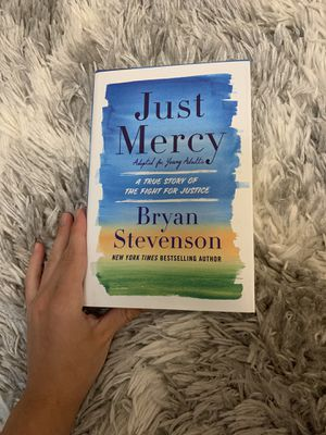 Just mercy book for Sale in Lincoln, NE