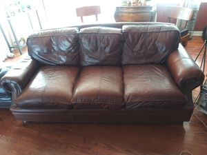Free Leather Living Room Set for Sale in Whittier, CA