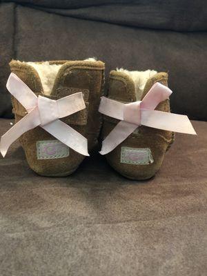 Infant girls ugg boots for Sale in Sarver, PA