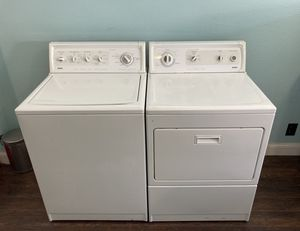 Kenmore Elite Washer and Gas Dryer Set for Sale in Santa Clarita, CA