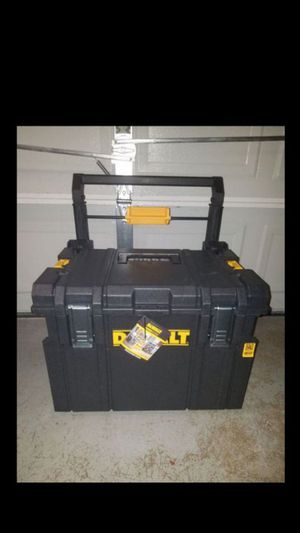 New dewalt toughsystem DS450 tool box for Sale in Ashburn, VA