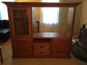 Entertainment center for Sale in Herndon, VA