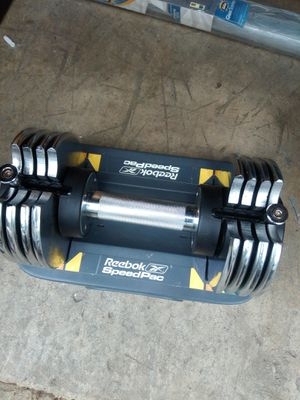 Single adjustable Dumbell for Sale in Hyattsville, MD