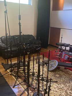Microphone Stands - Lot for Sale in West Palm Beach,  FL