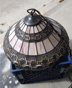 Tiffany Style Hanging Lamp for Sale in Sunnyvale, CA