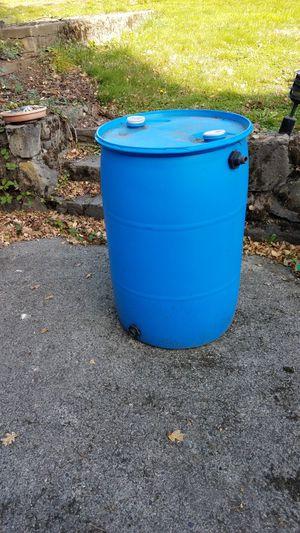 55-gallon rain barrels for Sale in Portland, OR