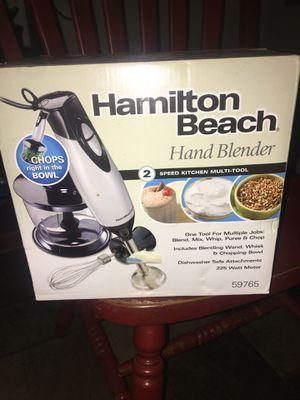 Hamilton Beach Hand Blender for Sale in Elwood, KS