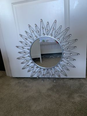 Beautiful mirror and wall sconces for Sale in Stone Ridge, VA