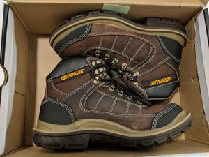 ***NEW CAT Lytton Men Work Boots Boots Slip Resistant*** for Sale in Mount Lebanon, PA
