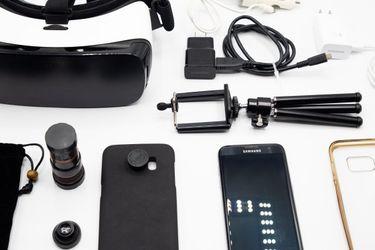 Samsung Galaxy S7 Edge Smartphone Photo Bundle for Sale in Vienna,  VA