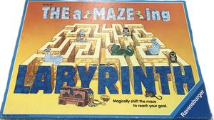 Vintage 1988 THE aMAZEing LABYRINTH Board Game by Ravensburg for Sale in New Port Richey, FL