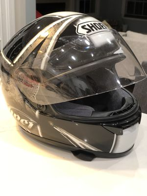 SHOEI RF-1000 Breakthrough Full-Face Motorcycle Helmet BLUE/BLACK MD for Sale in Ashburn, VA